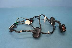 2004 Cadillac Cts 3 6l  16 Rear Right Door Wire Harness