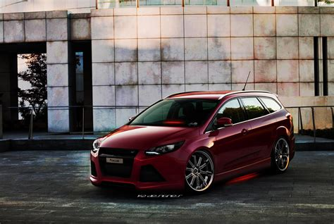 Focus St Wagon by Ford Focus St Wagon By Onlyk2 On Deviantart