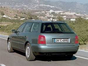 Audi A4 Avant Specs