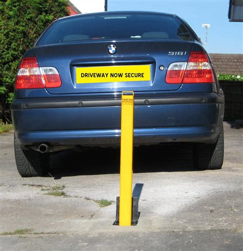 L Posts For Driveways by C2 Security Post Nk