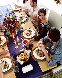 3 Easy, Small Space Thanksgiving Dinner Seating Tips from ...