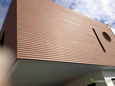 rivestimenti di facciata in legno rivestimenti esterni e facciate in legno composito