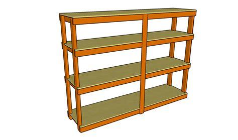 woodwork diy garage storage shelves plans  plans