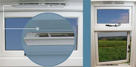 easy  fit trickle vents  sash  casement windows