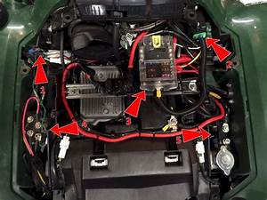 Best Place To Wire Winch