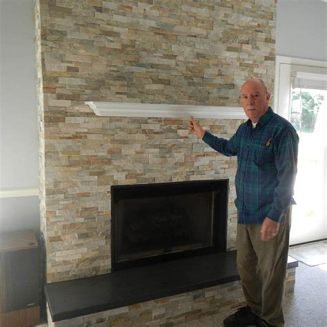 reader project fireplace makeover  family handyman