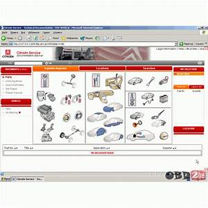 Citroen Service Box 2014  Citroen Car Parts