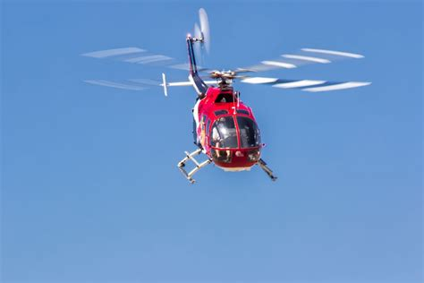 Bull Helicopter Pilot by Chuck Aaron Bull Helicopter Pilot Retiring The