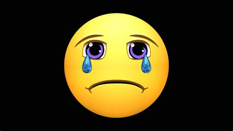 Emojis. Sad, Crying, Angry Faces, Starting From Happy
