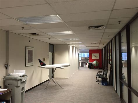 renovation bureau office renovations toronto pearson airport trava