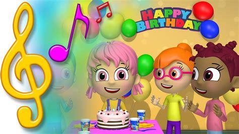 tutitu songs happy birthday song ver  animation