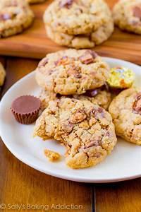 Peanut Butter Cup Oatmeal Cookies. - Sallys Baking Addiction