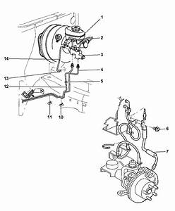 34 1999 Jeep Grand Cherokee Brake Line Diagram