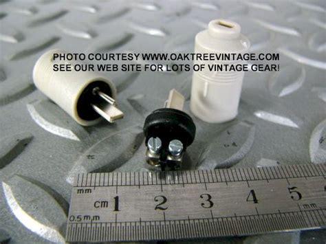 bang olufsen speaker receiver  pin din plugs