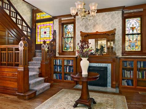 Victorian architecture dates from the second half of the 19th century, when america was exploring new approaches to building and design. Victorian Interior Design Style. Description, History ...