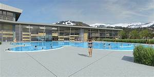 renovation et extension du palais des sports de megeve girus With piscine du palais des sports de puteaux