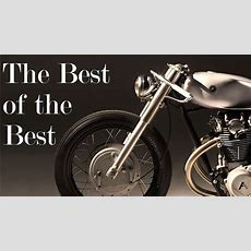 Cafe Racer (2015 Top 10 Best Motorcycles) Youtube