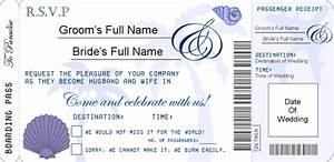 my finalised boarding pass rsvp template weddingbee With boarding pass wedding invitations with rsvp template