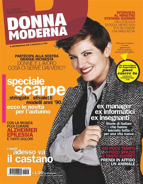 """Moderna will fund and lead discovery and preclinical development. Studentessa cagliaritana scelta per la copertina di """"Donna ..."""
