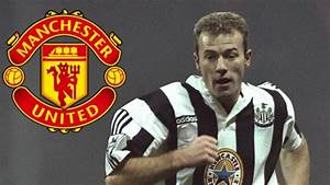 The exact reason why Alan Shearer didn't join Manchester ...