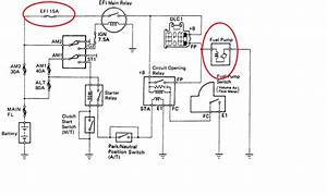 Wiring Diagram Efi Toyota
