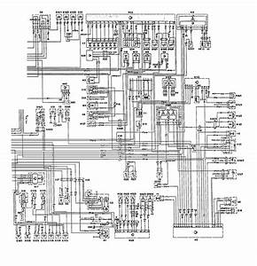 Mercedes-benz 300e  1993  - Wiring Diagrams - Wiper  Washer
