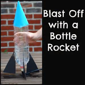 Bottle Rocket Science Project