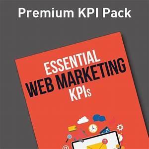 Essential Web Marketing Kpis Premium Pack