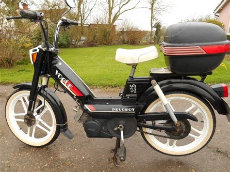 Peugeot 103 Moped by Peugeot 103 Vogue Classic Moped 1989 In Woodbridge