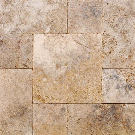 walnut rustico travertine pavers floors usa