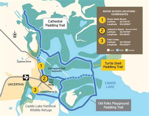 Boat Paddling Houston by Tpwd Turtle Shell Paddling Trail Paddling Trails