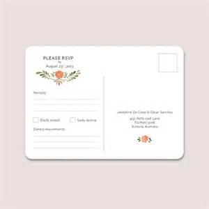 Mexican Amor :: RSVP Postcard :: Printable - Paper Pinwheel