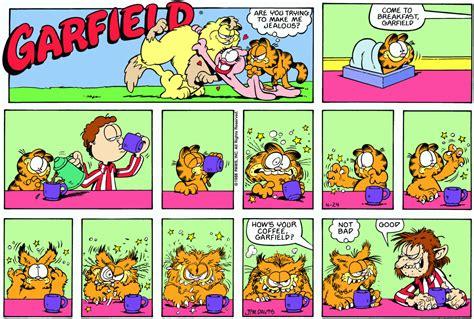 Square Root Of Minus Garfield