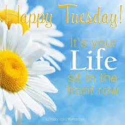 Happy Tuesday Morning Quotes