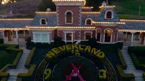 Michael Jackson's Neverland Ranch Is For Sale See How It