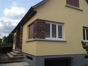 Couleur De Facade : facade maison couleur ventana blog ~ Nature-et-papiers.com Idées de Décoration