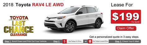 Toyota Lease Deals by Toyota Rav4 Lease Deals Near Boston Ma