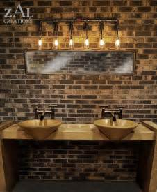 Photo Of Fittings And Fixtures Ideas by Vanity Light Wall Light Bottles Plumbing Pipebathroom