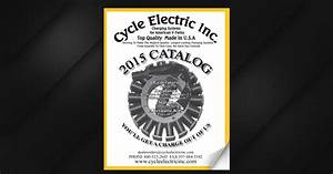 Cycle Electric Catalogue