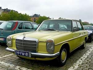 1975 Mercedes