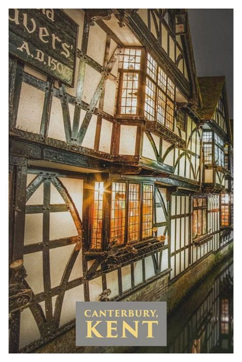 A Day Trip to Canterbury from London in 2020 | Visiting ...