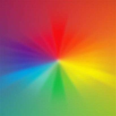 Circle Rainbow Pattern