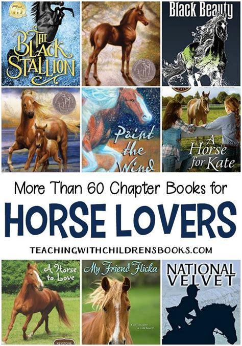 books horse horses chapter fiction animal children nonfiction non teens older ll teachingwithchildrensbooks