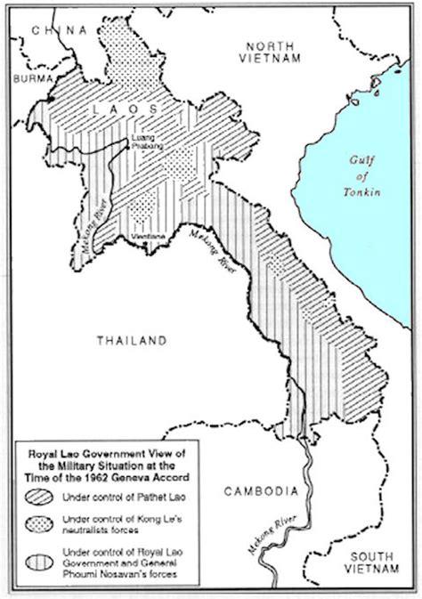 Laos Maps