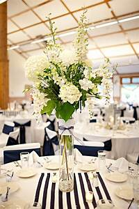 my wedding centerpieces nautical wedding flower With nautical wedding table decor