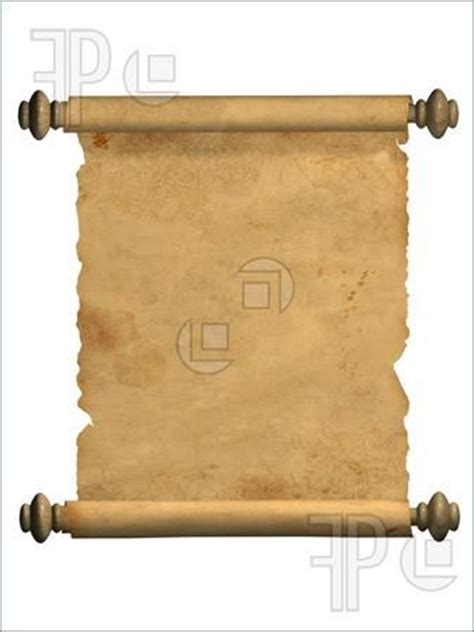blank scroll template  microsoft office blank scroll