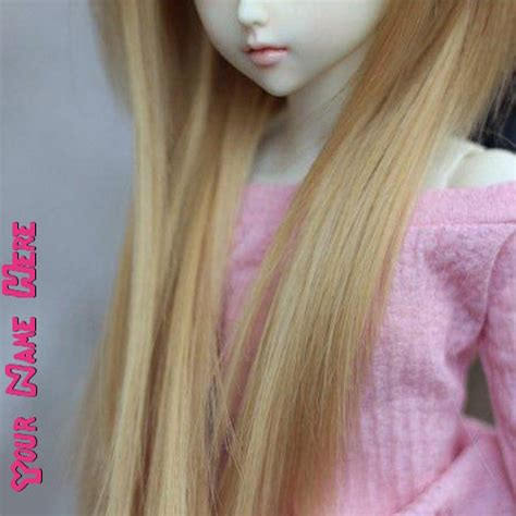 HD wallpapers hairstyles for your dolls