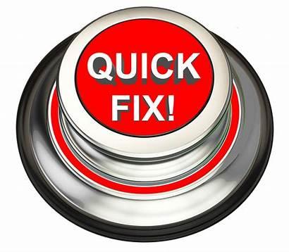 Fix Quick Button End Listening Point Crestwood
