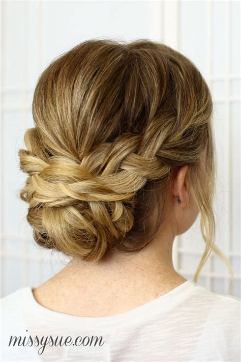 beautiful bridesmaid hairstyles   bridesmaid