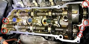 Valve Cover Gasket Replacement   Hybrid Engine